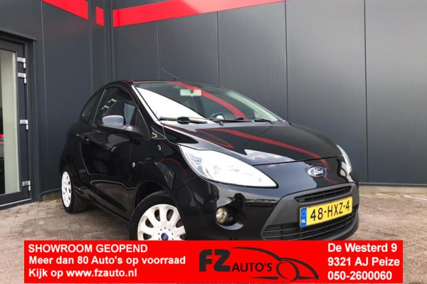 Ford Ka 1.2 Titanium | Airco | Metallic | Trekhaak |