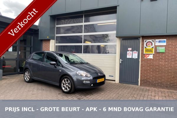 Fiat Punto Evo 0.9 TwinAir Pop CRUISE/AIRCO *ALL-IN PRIJS*