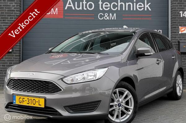 Ford Focus 1.0 ecoboost/cruise/airco/sync/nap/elektr/pdc/vol