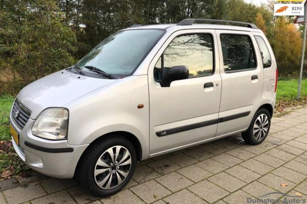 Suzuki Wagon R+ 1.3 GL 5drs 2de Eig 120dKm Nap APK 2022