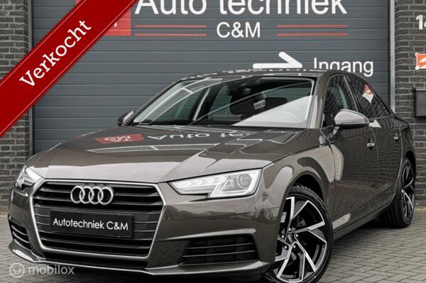 Audi A4 1.4 TFSI Sport/Navi/S-tronic/Virtual/led/PDC/150pk/