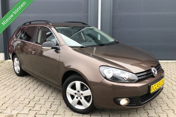 """Volkswagen Golf Variant 1.2 TSI Style Clima/Cruise/PDC/16""""LM"""