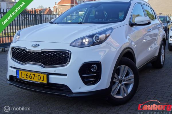 Kia Sportage 1.6 GDI ExecutiveLine Navi / Camera / Leer / Parelmoer !!!