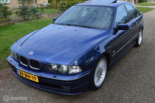 BMW Alpina B10  4.6 V8 E39 ZELDZAAM ! NMR 296
