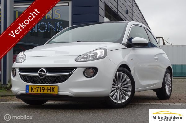 Opel ADAM 1.4 Unlimited BTW auto