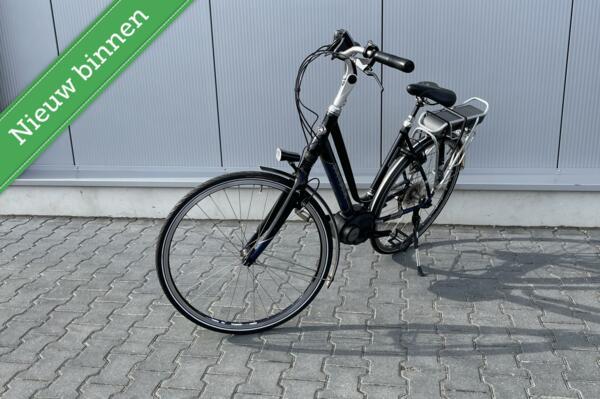 E Bike Gazelle 2000KM TOTAAL! NIEUW! Goud accu!! Testrapport