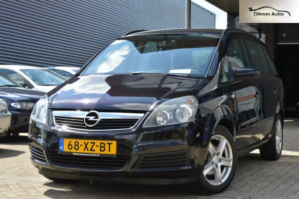 Opel Zafira 1.6 Business|Airco|2007|148.000 Km!Nap!Trekhaak!
