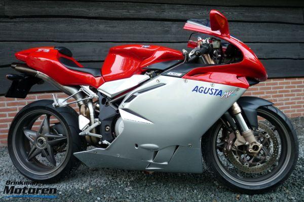 MV Agusta Sport F4 750S 1+1 Liefhebbers motor!
