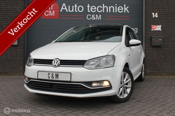 Volkswagen Polo 1.2 TSI Lounge/Panoramadak/ACC/MTF/DAB/Full