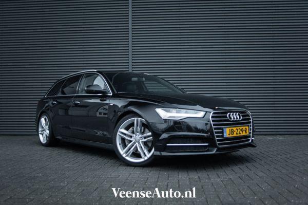 Audi A6 S-line 3.0 TDI Sport Edition Inruil Mogelijk