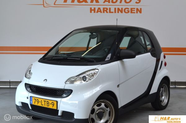 Smart fortwo coupé 1.0 mhd Pure airco