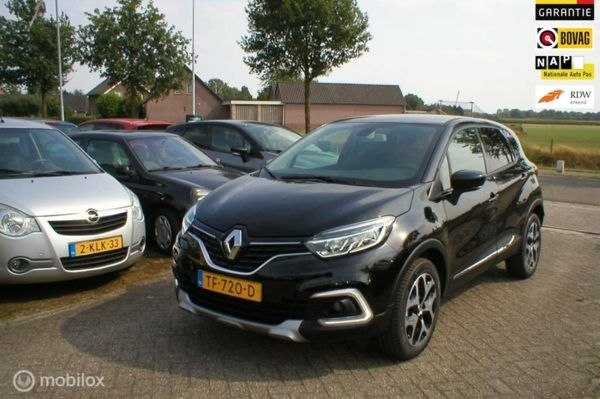 Renault Captur - 1.2 TCe Intens LEER AUTOMAAT EDC CAMERA LED