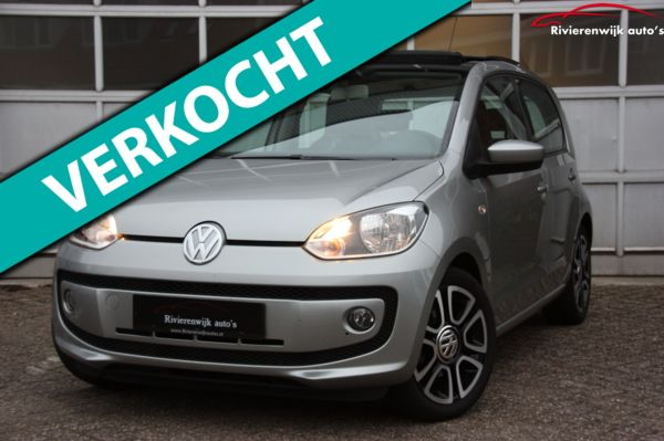 Volkswagen Up! 1.0 high up! BlueMotion Pano Navi Cruise Vol