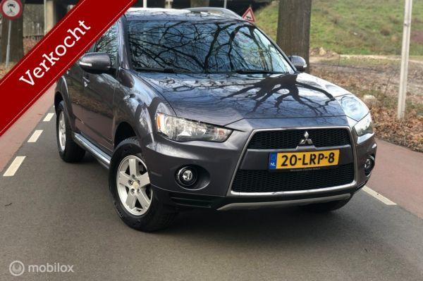 Mitsubishi Outlander 2.0 Intro Edition AUT Navi VERKOCHT