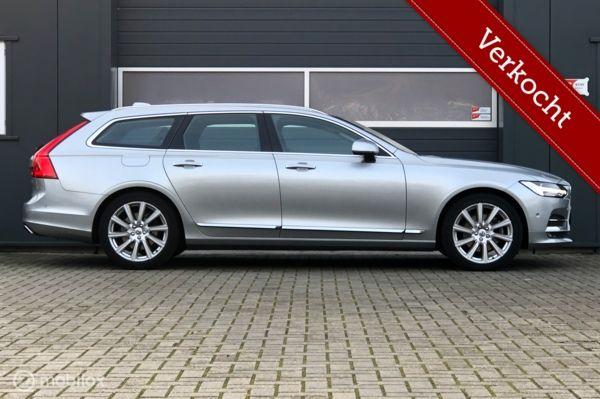 """Volvo V90 2.0 D4 Geartronic-8 Inscription 19"""" LED Aut.parking"""