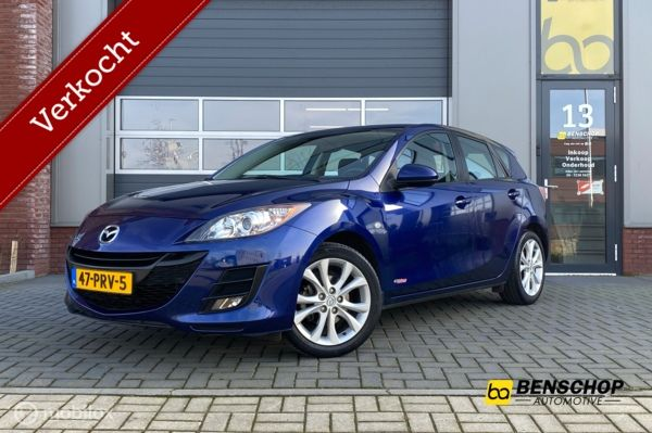 Mazda 3 1.6 GT-M Line PDC Climate Cruise control NL Auto