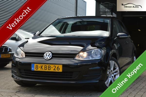 Volkswagen Golf 1.2 TSI Trendline|Airco|Pdc|Nap|1e eigenaar!