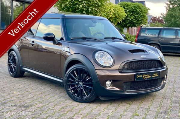 Mini Clubman 1.6 Cooper S Full-Options Pano
