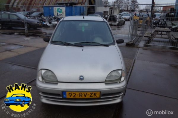 Fiat Seicento 1.1 Young 1998 - 2008