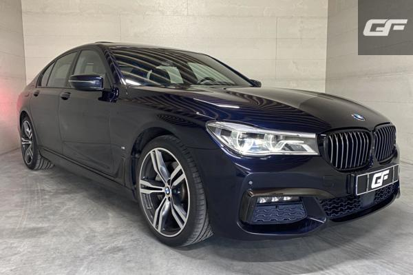 BMW 7-serie 740e iPerformance High Executive M-Pakket Marge