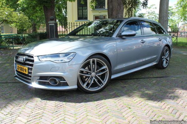 Audi A6 Avant 2.0 TDI quattro ultra Premium S-line Edition