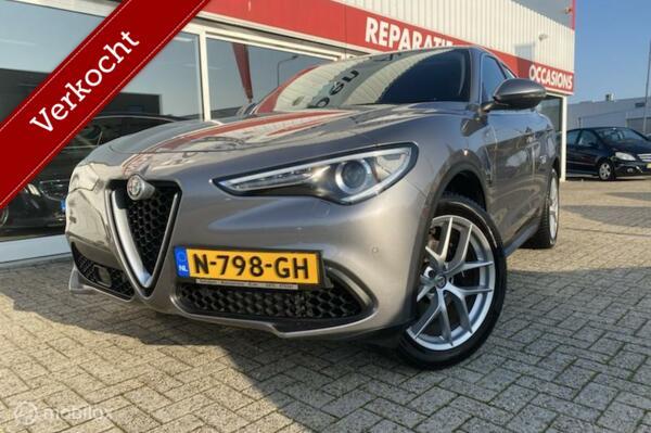 Alfa Romeo Stelvio 2.0 T AWD Super