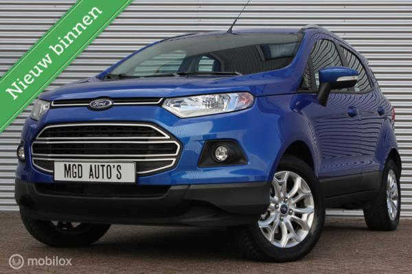 Ford EcoSport 1.5 Ti-VCT /AUTOMAAT/AIRCO/10.000KM/USB-AUX/PDC!