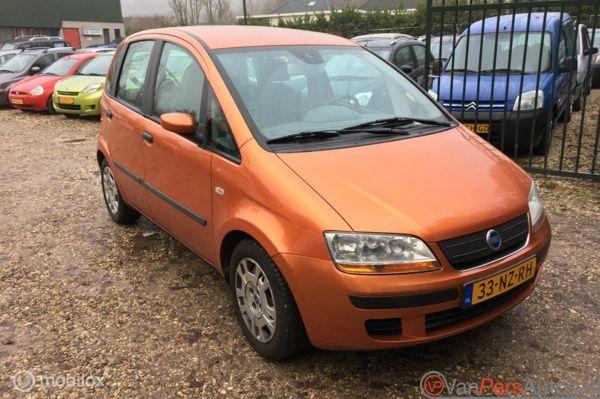 Fiat Idea 1.4-16V Dynamic,1ste eigenaar, dealer onderhouden