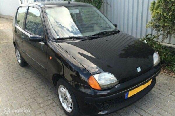 Fiat Seicento - 1.1 Young Plus 3-Deurs