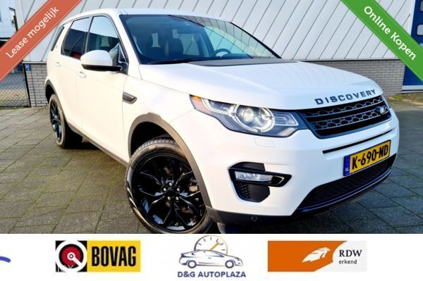 Land Rover Discovery Sport 2.0 4WD HSE Panoramadak Vol led
