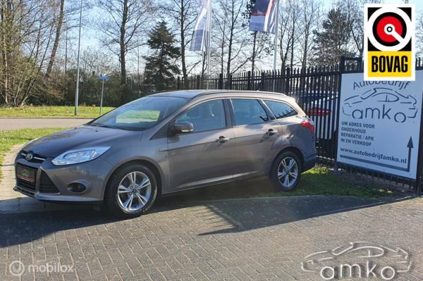 Ford Focus Wagon 1.0 EcoBoost Edition Plus / CRUISE. / LM. VELGEN / ENZ.