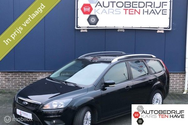 Ford Focus Wagon 1.8 Limited| PDC| TREKHAAK| CRUISECONTROL