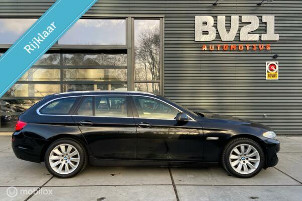 BMW 5-serie Touring 520i High Executive , leer , xenon, gr.navi