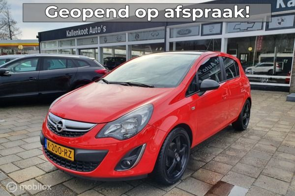Opel Corsa 1.4-16V Color Edition, Stoel/Stuurverwarming, PDC