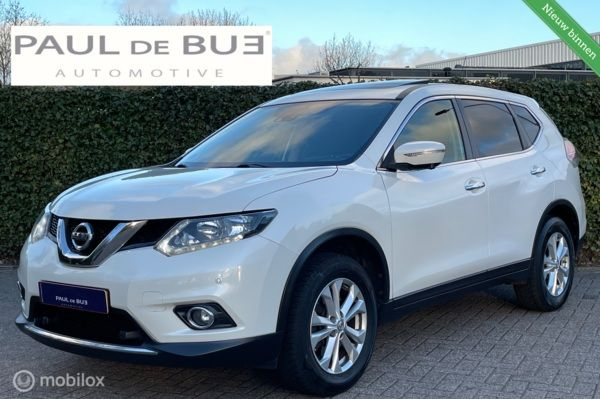 Nissan X-Trail 1.6 DIG-T Business 7 pers. Panoramadak 360 Camera