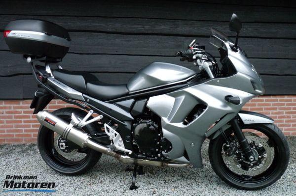 Zeer nette GSX 1250 FA / GSX1250 FA ABS /Navigatie
