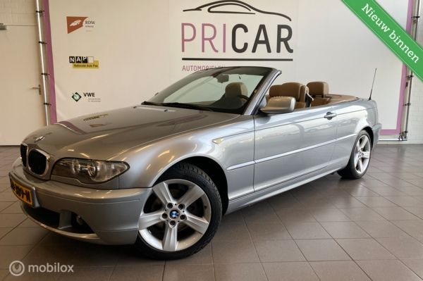 BMW 3-serie Cabrio 318Ci Executive