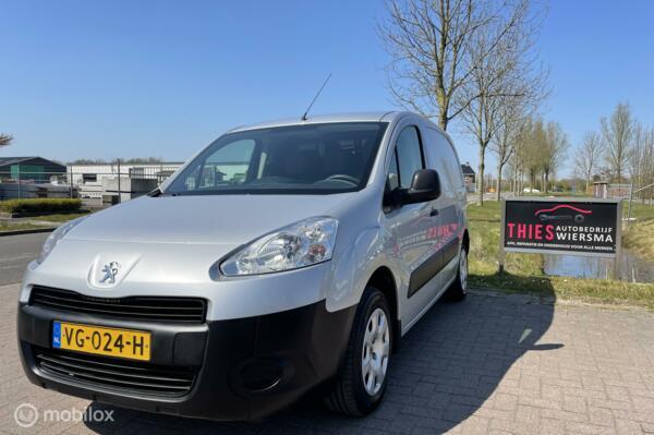 Peugeot Partner bestel 120 1.6 HDI L1 XR Profit + Marge Airco Schuifdeur Trekhaak