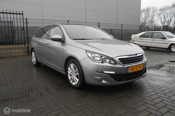 Peugeot 308 SW 1.6 BlueHDI BL EX Pack TREKHAAK CAMERA