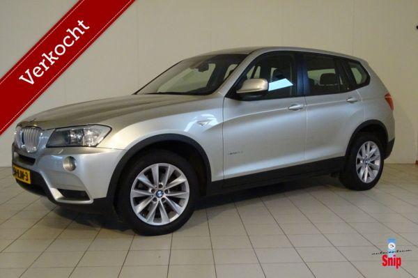 BMW X3 xDrive35i Executive Automaat + Clima / Cruise / Xenon