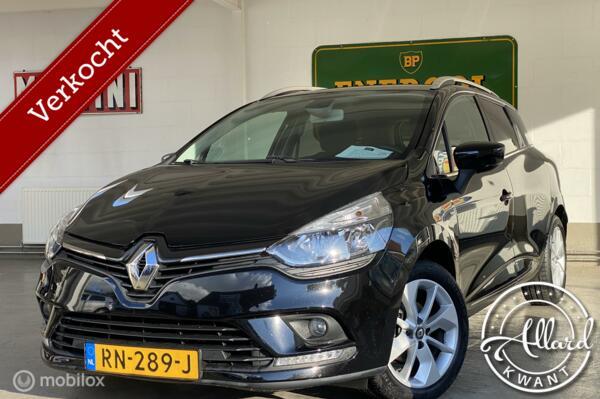 Renault Clio Estate 0.9 TCe | NAVI | CLIMA | LED |