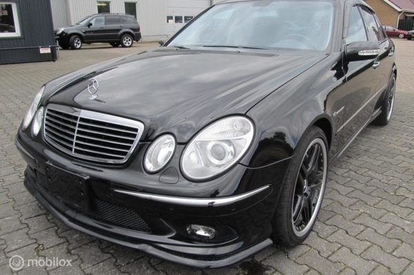 Mercedes-Benz E-klasse- 55 AMG YOUNGTIMER Black series 68692