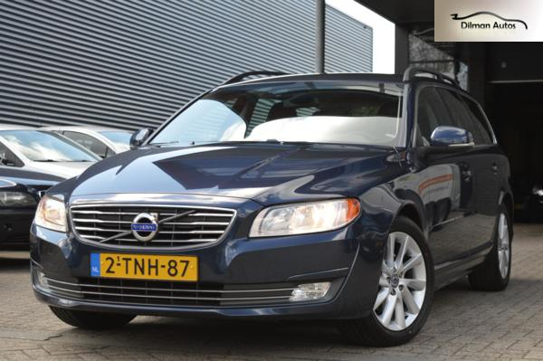 Volvo V70 1.6 D2 Nordic+|2014|Aut|Leder|188.000 km!Nap!NWST!
