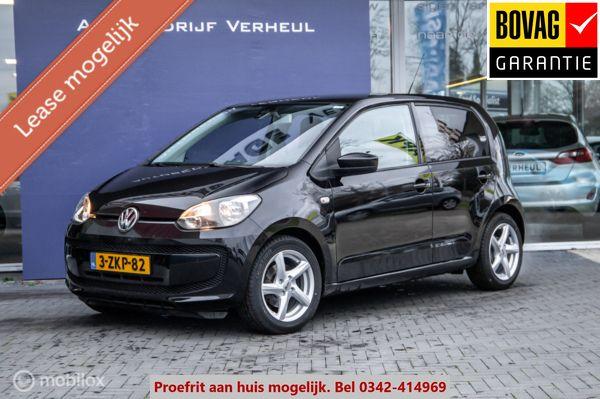 Volkswagen Up! 1.0 move up! BlueMotion 5Drs Navi Airco Boekjes Nap