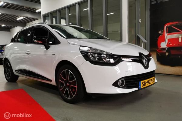 Renault Clio Estate 0.9 TCe Limited NAVI CRUISE PDC CRUISE
