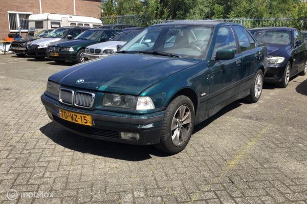 BMW 3-serie 316i Edition voor onderdelen