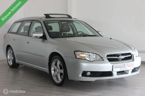 Subaru Legacy Touring Wagon 3.0R Executive youngtimer