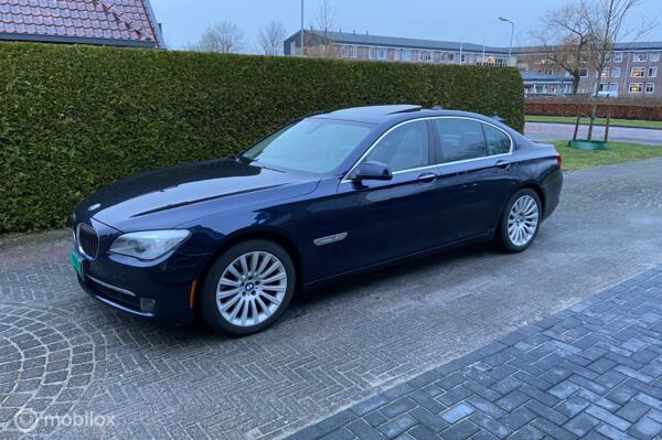 BMW 7-serie 750Li xDrive Executive 4.4 V8 Twin Turbo