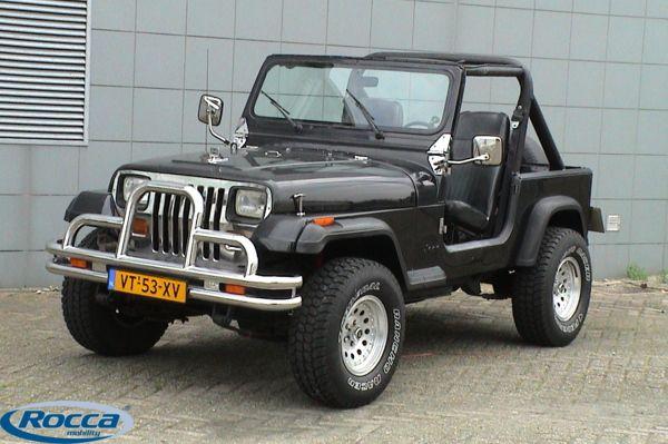 Jeep Wrangler 4.2 Basis