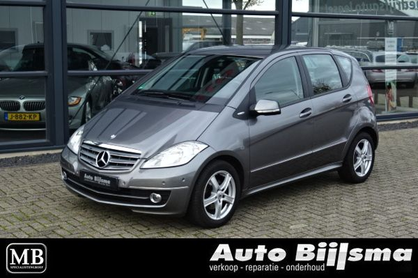 Mercedes A-klasse 180 BlueEFFICIENCY Elegance, automaat, cruise, zeer net,
